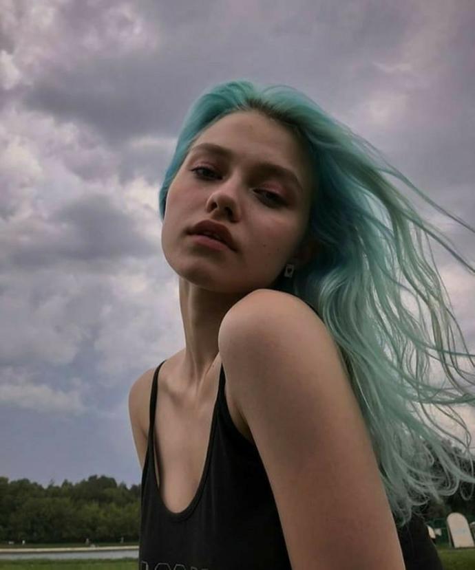 Marjinal renkli saçlar çekicilik kazandırıyor mu?