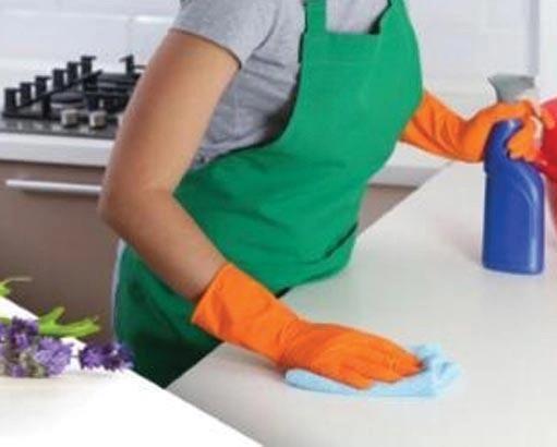 Temizlik yaparken eldiven kullanır mısınız?
