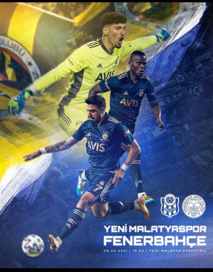 Bugün oynanacak olan Yeni Malatyaspor - Fenerbahçe maçı kaç kaç biter?