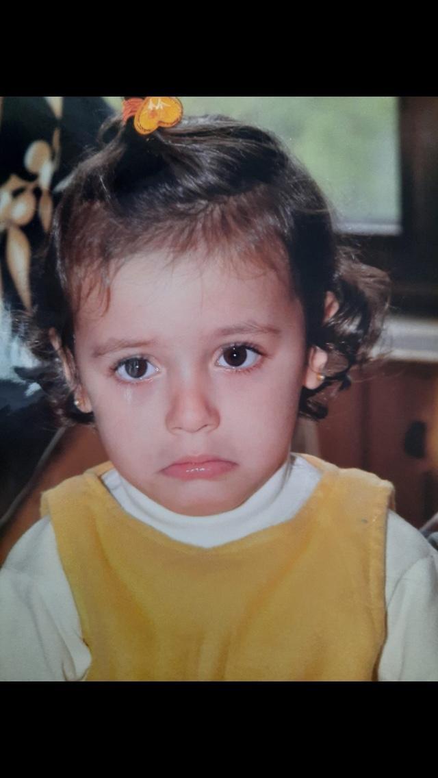 Küçüklüğüm nasıl 😄?