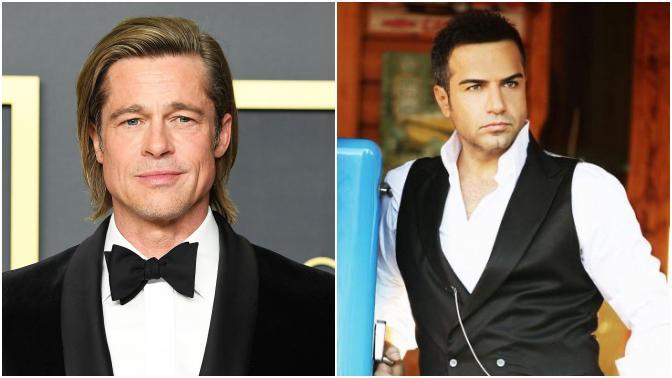 Berdan Mardini mi daha yakışıklı Brad Pitt mi?