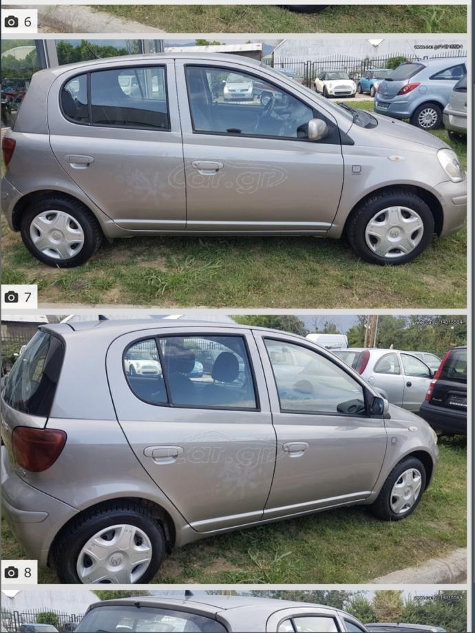 İşte sonunda arabamı aldım! Sözünüzü dinledim ve Toyota Yaris Diesel 2006yı aldım. Nasıl güzel mi?