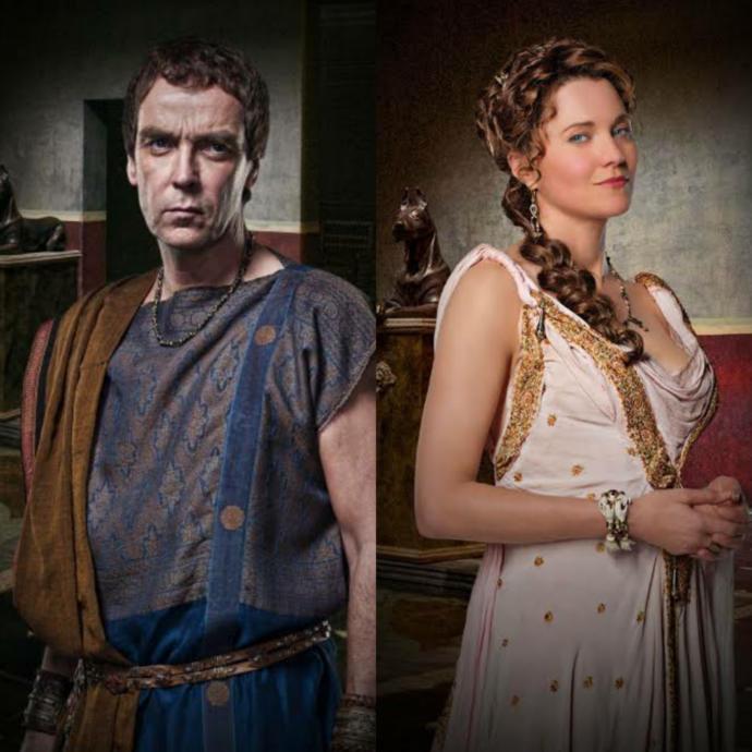 Spartacus dizisindeki favori çiftiniz hangisi?