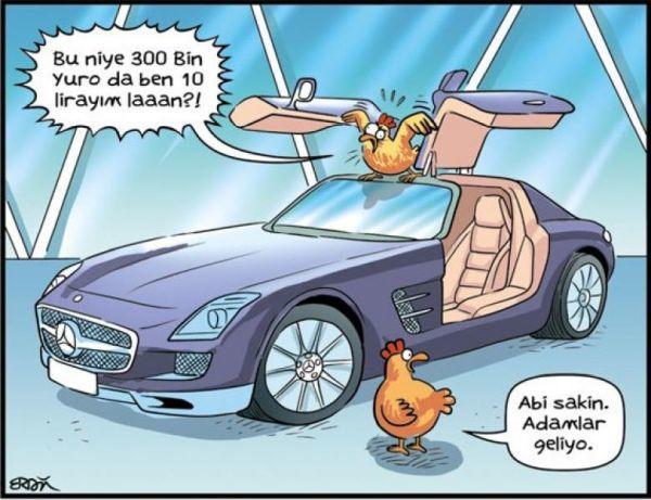 Araba fiyatlarının pahalılığına isyan ediyor musunuz?