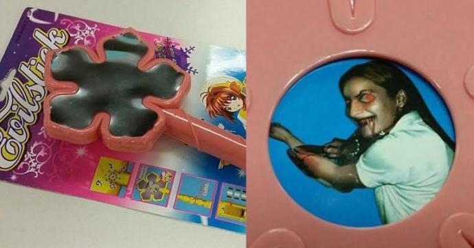Bu oyuncağı çocuğunuza alır mısinız?