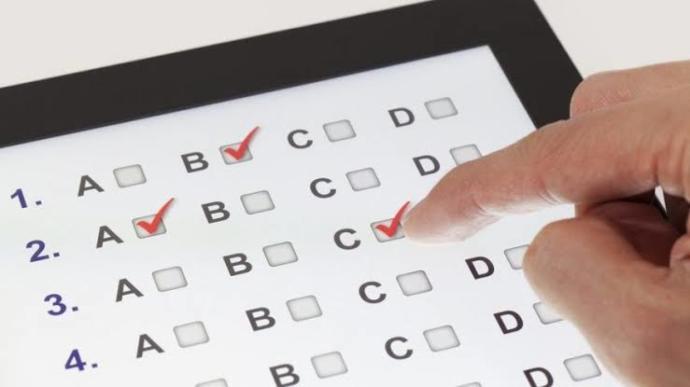 Online sınavlarla notlarınız yükseldi mi?