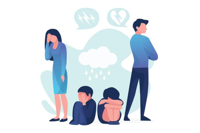 Bir Eş, boşanma sırasında eşinin gelirinin veya servetinin yarısını almalı mı?