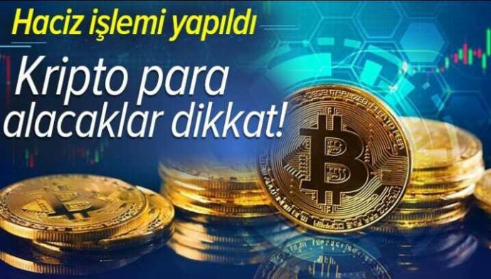 Elle tutulamayan, gözle görülemeyen kripto paraya haciz konulabilir mi?