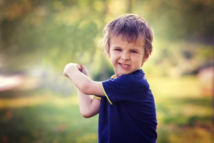 Çocuklar neden saldırganlık davranışı sergiler?