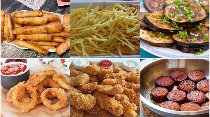 En sevdiğin kızartma çeşidi hangisi?