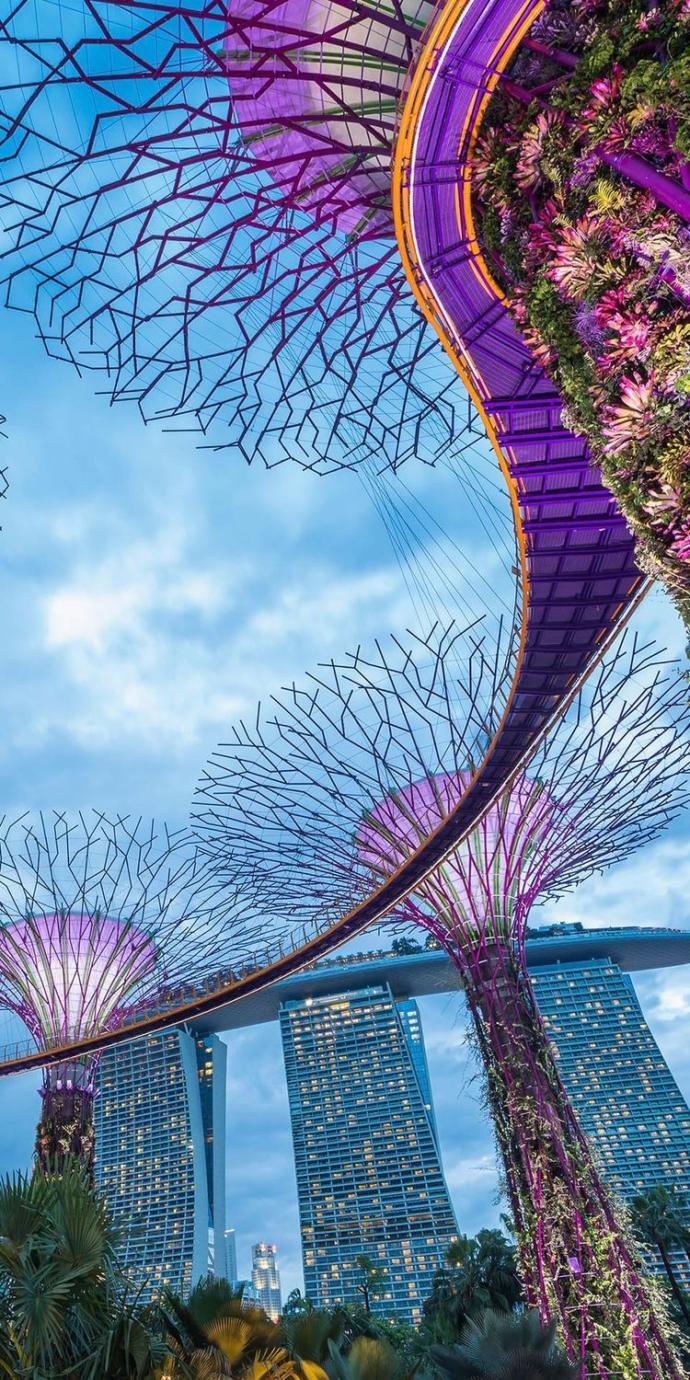 Görmeye değer Singapur ✈️