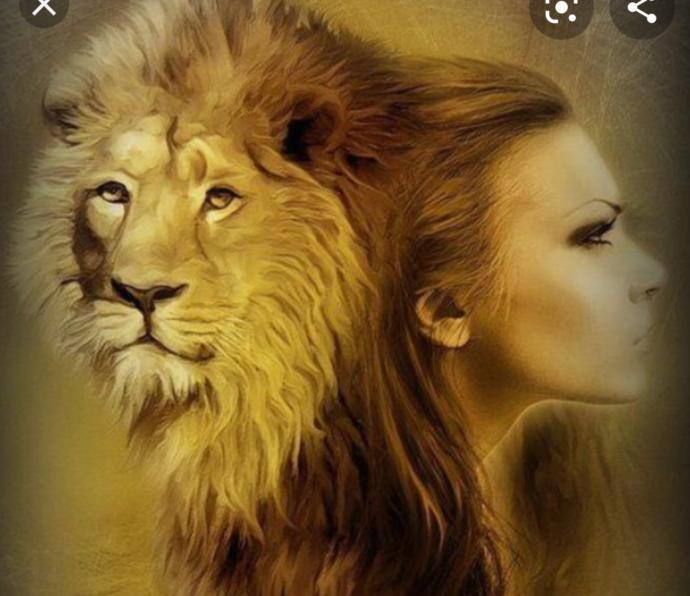 Aslan olmak bi ayricalik :))