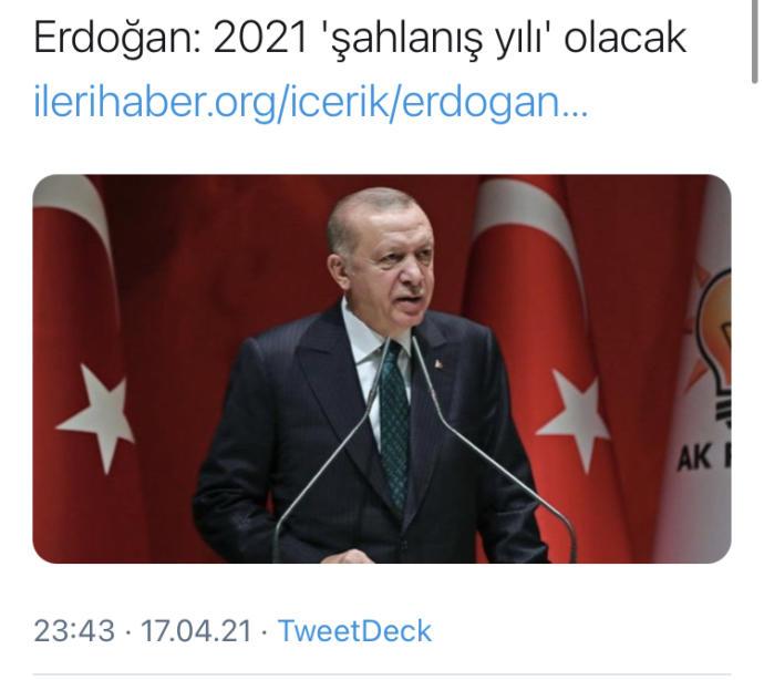 Erdoğan ülkeyi şahlandırmakta başarılı olmuş mudur?