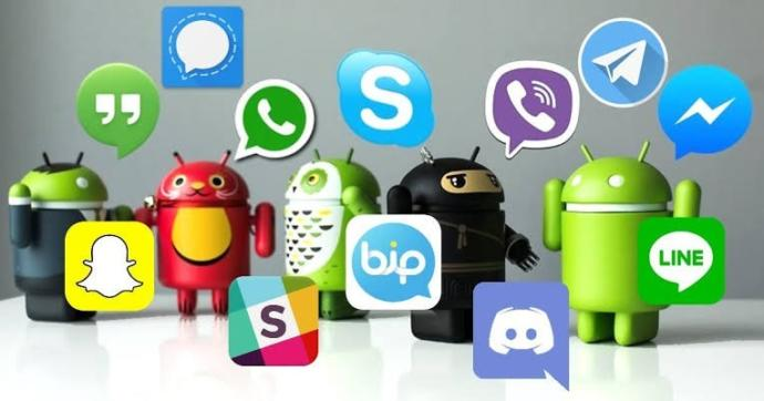 En çok hangi mesajlaşma uygulamasını kullanıyorsunuz?
