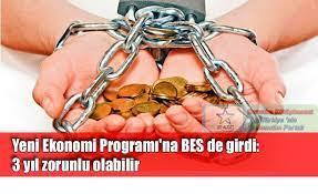 Bireysel Emeklilik Sisteminde biriken para 172 milyar lirayı aştı. Siz BES ödemesi yapıyor musunuz ?