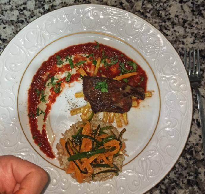 Yemekte bir sanat mıdır?