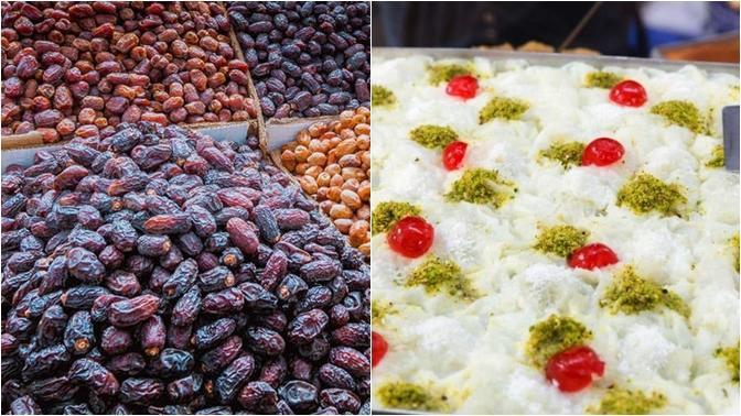 11 ay yemediğiniz, sadece Ramazan ayında tükettiğiniz yiyecekler neler?