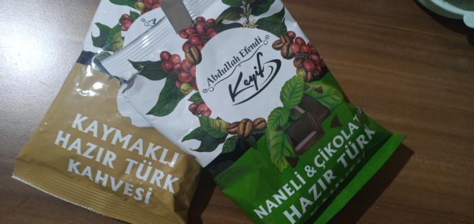 Farklı tatlarda Türk kahvesi dener misiniz?