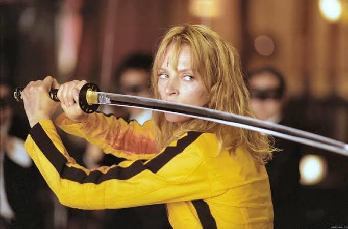 Kill Bill- Beatrix Kiddo (black mamma)