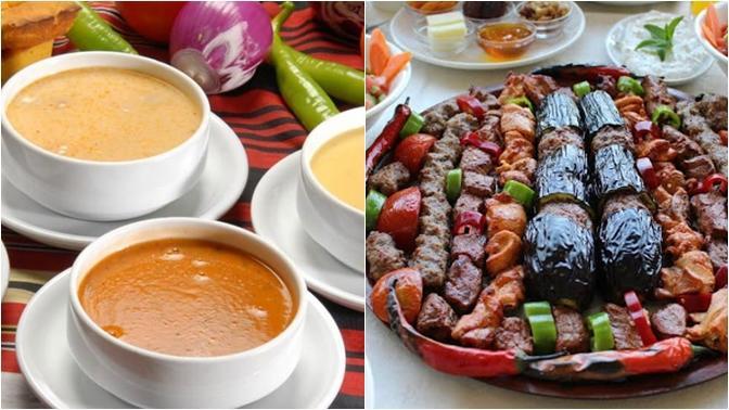 İftara çorba ile mi başlarsınız yoksa ana yemekle mi?