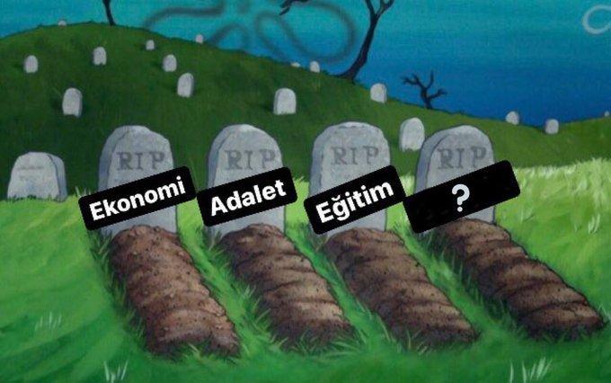 Sonuncu mezar taşına ne yazarsınız?
