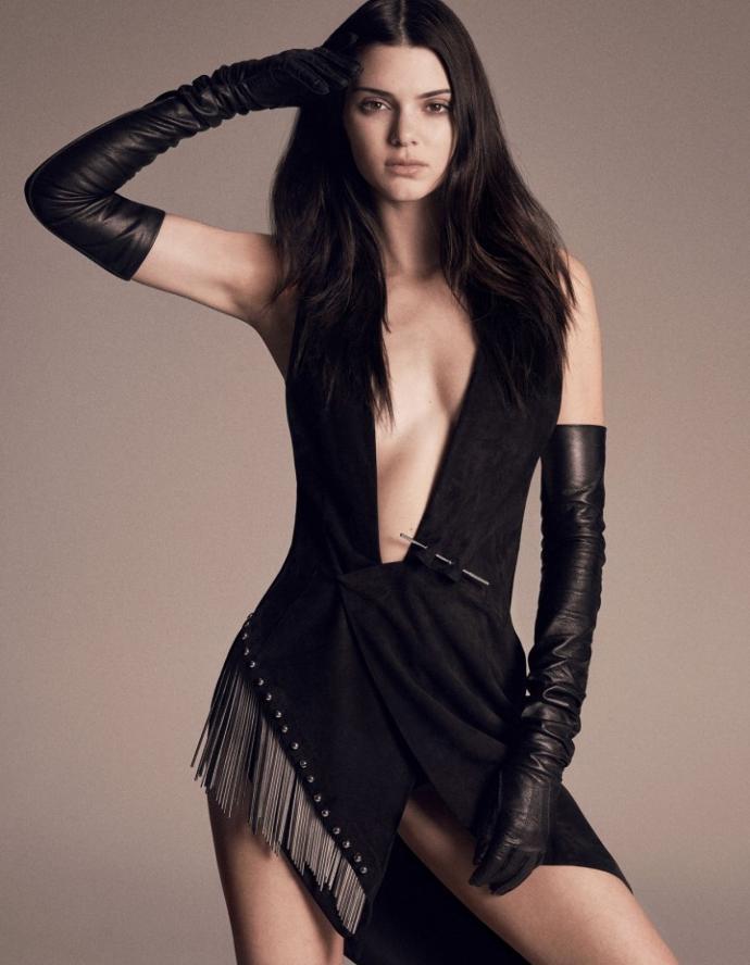 Sizce Kendall Jenner sıradan güzel mi?