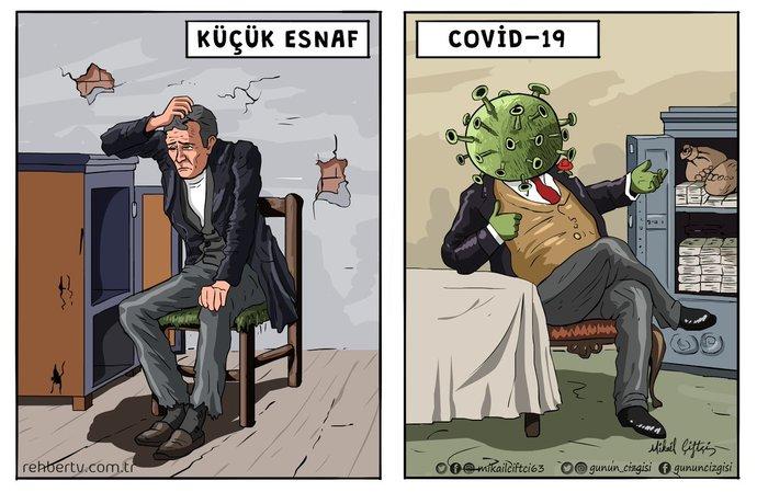 Covid-19 nedeniyle ekonomik sıkıntı çeken sektörlere devletin yeterince destek olduğunu düşünüyor musunuz?