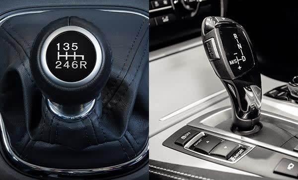 Araba dediğin manuel vites mi olur, otomatik vites mi?