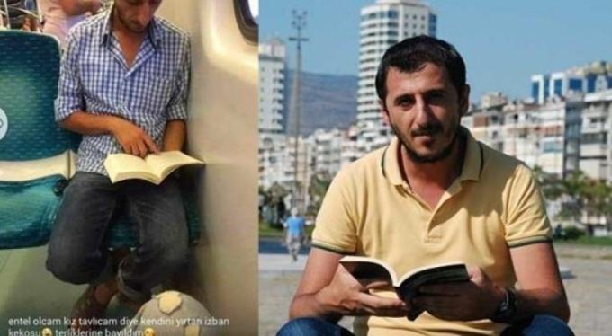 Kitap okurken fotoğrafı çekilip aşağılanan Ali Uçar, yazar oldu! Siz hayallerinizin peşinden gidiyor musunuz?