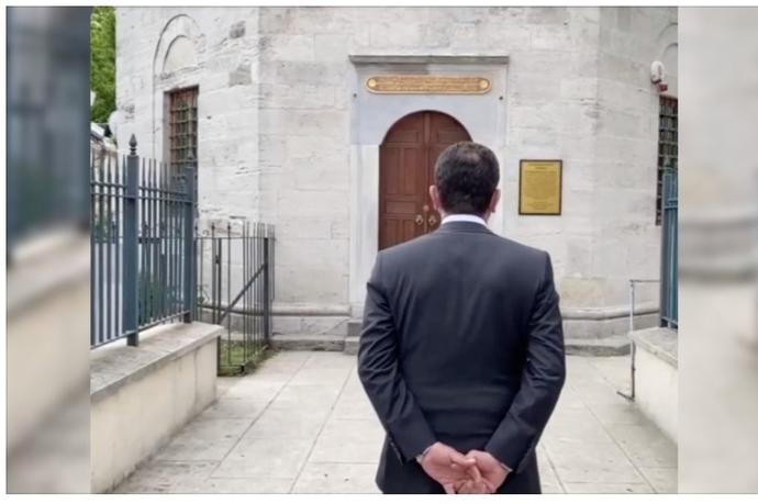 İmamoğlu'na Türbede elleri arkasında gezindi' soruşturması. Bu konuda ne düşünüyorsunuz?