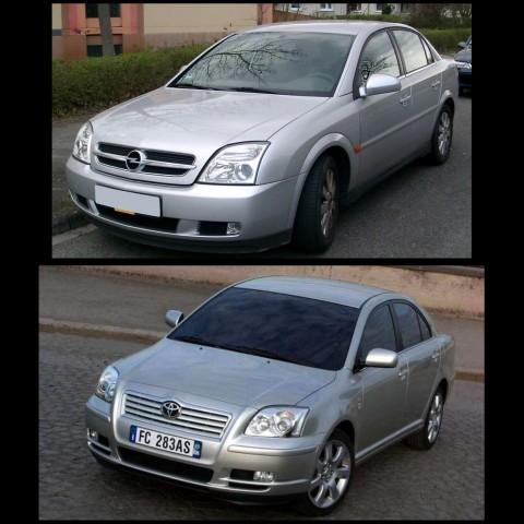 Opel Vectra C mi yoksa Toyota Avensis T25 mi? Hangisi daha iyi?