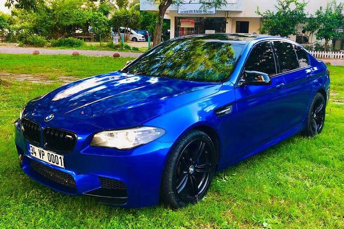 Arabada hangi renk tercih edersiniz?