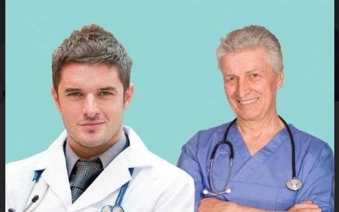 Deneyimli ve yaşlı bir doktor mu, yoksa genç ve dinamik bir doktor mu?
