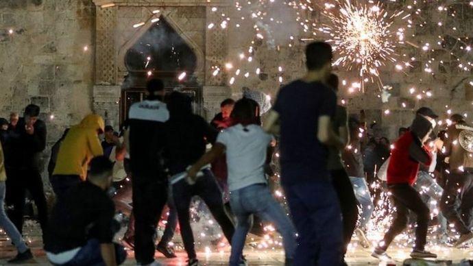 İsrailin Filistin/Kudüs mezalimi