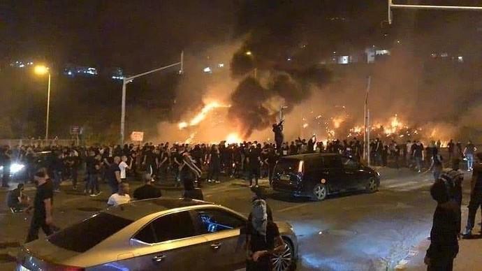 İsrailde sokaklar savaş alanına döndü, yoksa İsrailin sonu mu geliyor?
