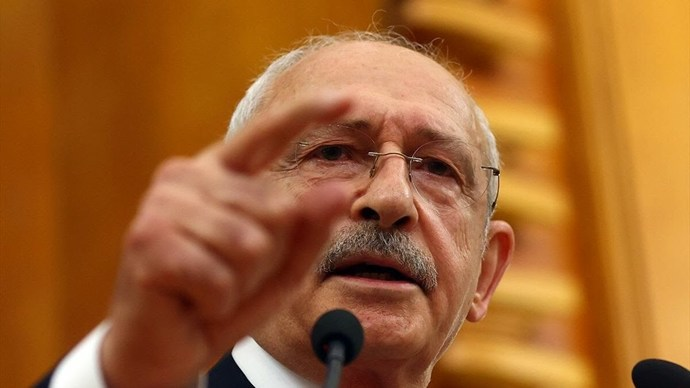 CHP Genel Baskanı:Kemal Kılıçdaroğlu