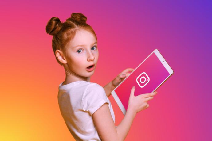 13 yaş altı çocuklar için Instagram olsun ister misiniz?
