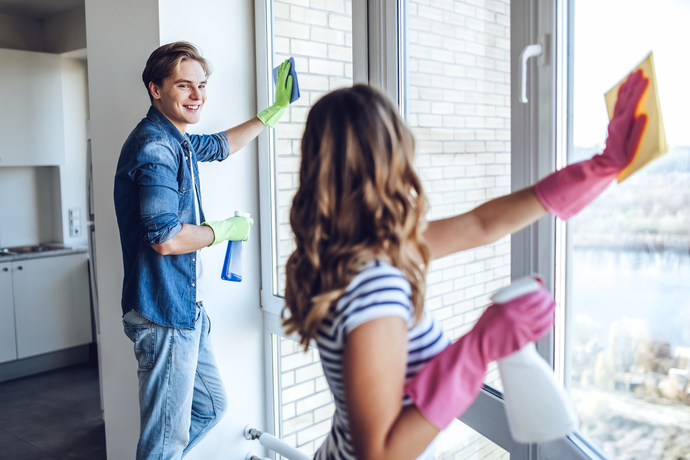 Evinizi kaç kişiyle rahatça temizleyebilirsiniz?