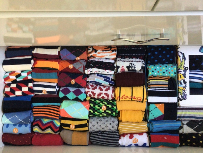 Kombin yaparken çorap renginin uyumluluğuna dikkat ediyor musunuz?
