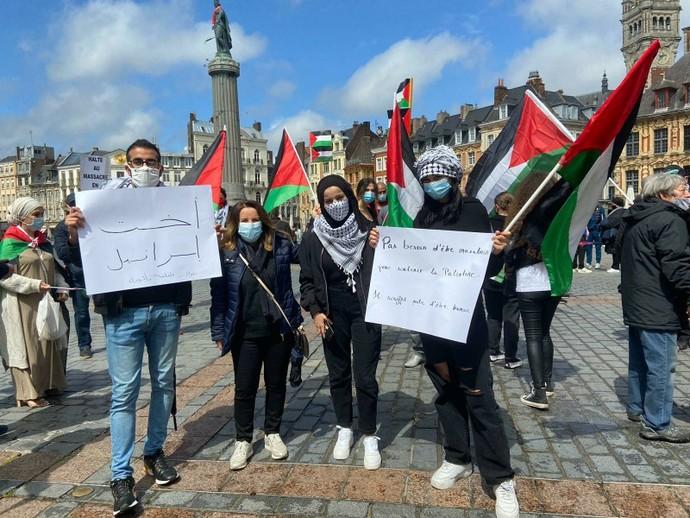 Fransada Israil karşıtlığı protestolar başladı. Etkili olur mu sizce?