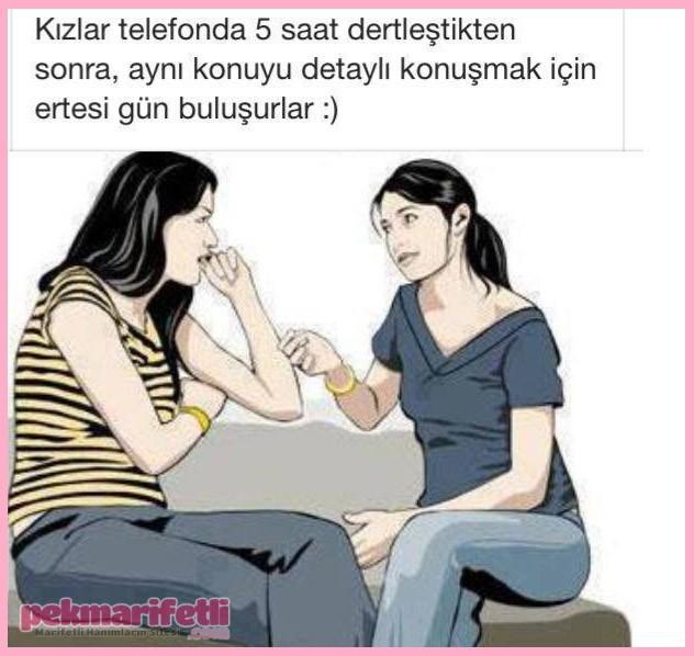 Kızlar Neden Çok Konuşurlar?
