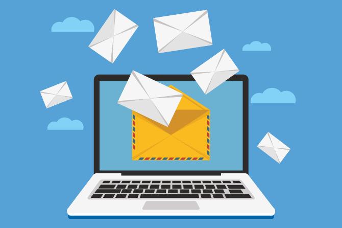 İletişimde e-mail kullanıyor musun?