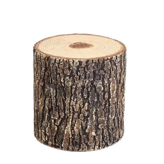 Odun diyip geçmeyin bir çok şey yapılabilir bir kütükle?