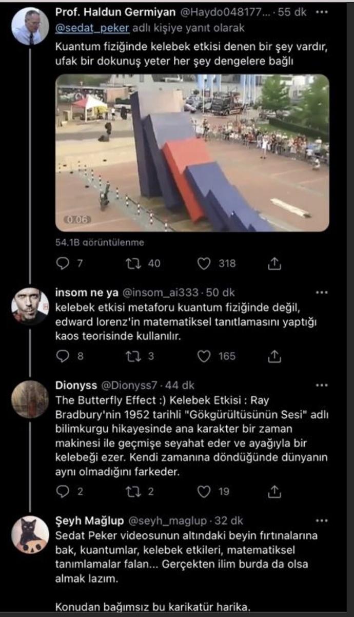 Bu Sedat Peker nereye kadar gider böyle sizce?
