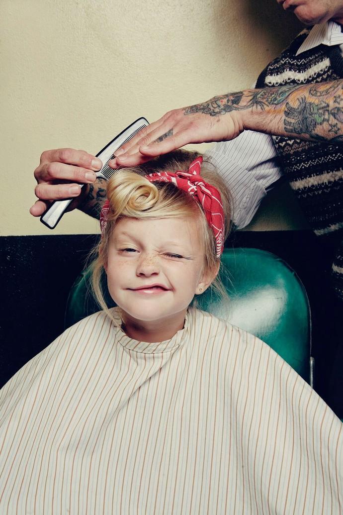 Çocukları ne sıklıkla tıraş ettirmek gerekir?