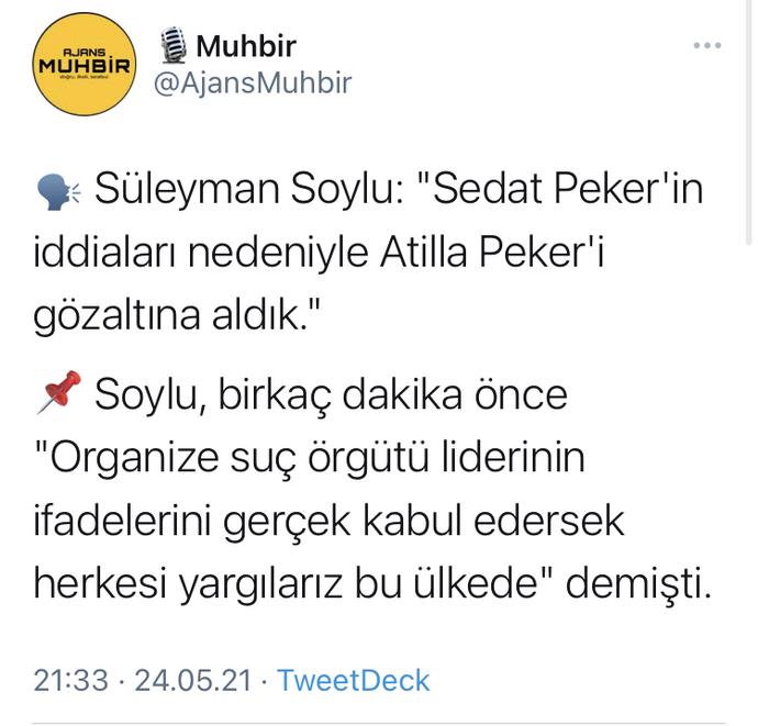Süleyman Soylu sorulara net cevap verdi mi?