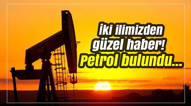 Yeni bulunan petroller, yöre halkına iş imkanı sağlarmı?
