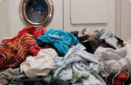 Temizlenmeyen çamaşırın sorumlusu kimdir?