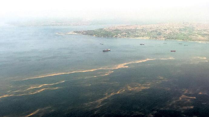 Deniz Salyası Yüzünden Marmaraya Türkler Neden Sahip Çıkamıyor?