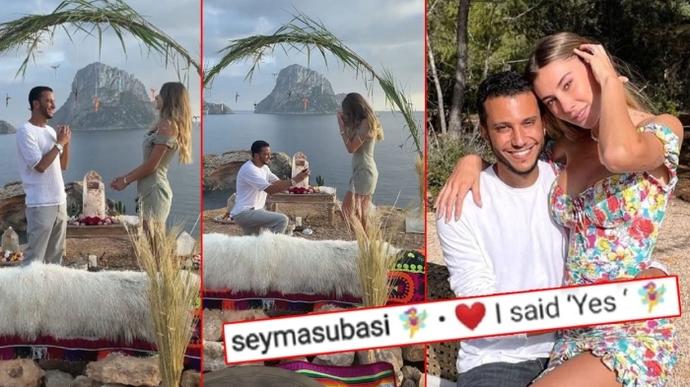Şeyma Subaşı Mısırlı sevgilisinden evlilik teklifi aldı. Ne düşünüyorsunuz?